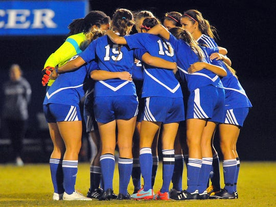 EASTERN FLORIDA GIRLS SOCCER
