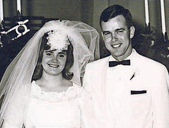 Springer Wedding, November 13, 1965