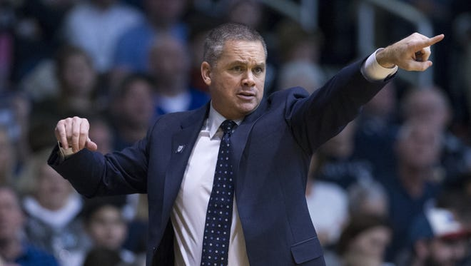 Chris Holtmann didn't leave Butler easily, Gregg Doyel writes. He turned down Ohio State's search firm. Then he turned down a six-year offer, and a seven-year offer. But the eight-year deal was, finally, the breaking point.
