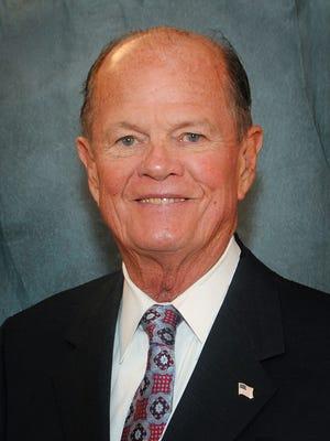 David McBride is the Senate president pro tempore.