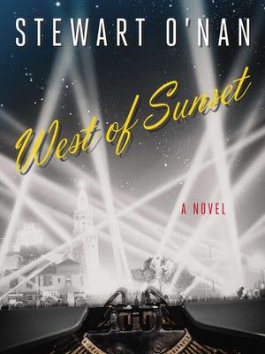 'West of Sunset' by Stewart O'Nan