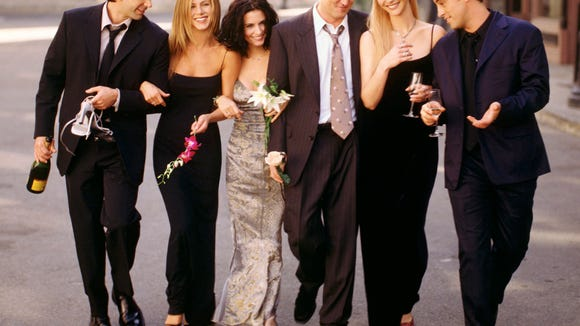 You'll never believe how much money the 'Friends' cast STILL earns