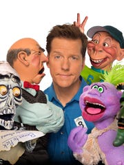 Jeff Dunham and his zany cast of characters bring their Passively Aggressive Tour to BB&T Arena Sunday afternoon.