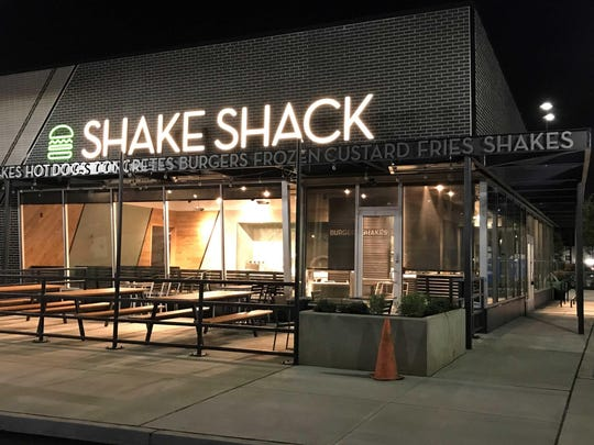 Shake Shack plans to open this restaurant Saturday, Sept. 21, off Haddonfield Road near Garden Park Boulevard in Cherry Hill.