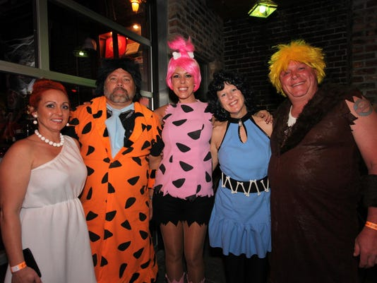 Faces in the Crowd: 2014 Halloween Pub Crawl, Part 3