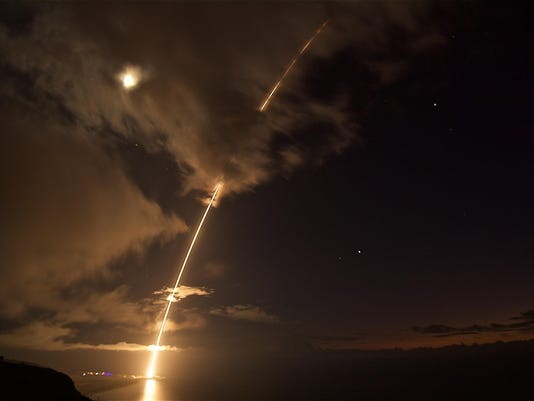 Missile Defense Test