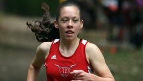 Penfield senior Katie Lembo plans to join the cross country and track programs at Providence College.