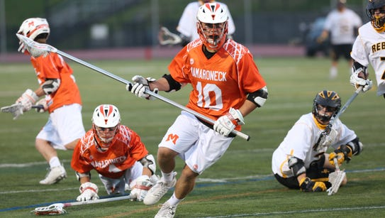 Mamaroneck opens the 2017 season at home against Wantagh.