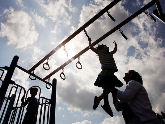Tricks for getting kids healthier, more active