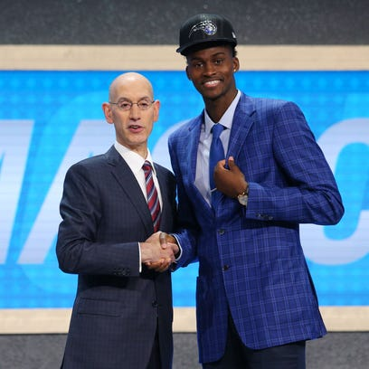 Jonathan Isaac selected No. 6 overall by Orlando Magic in NBA Draft