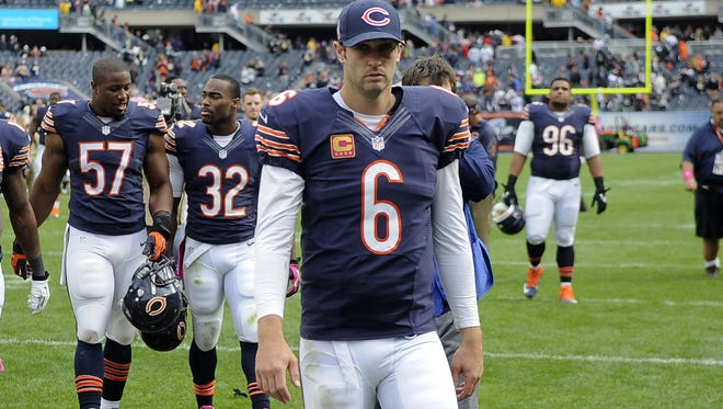 QB Jay Cutler has spent five years with the Bears. Will there be a sixth season and beyond starting in 2014?