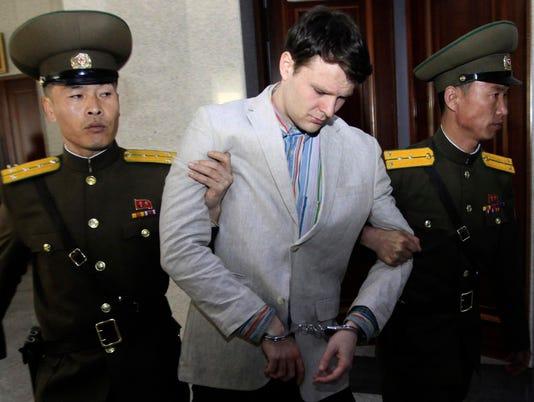 AP NORTH KOREA DETAINEE DEATH I A FILE PRK