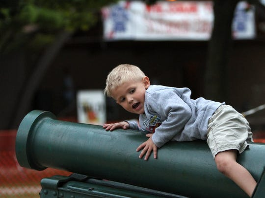 The 54th St. Francis Days is Aug. 31 to Sept. 2 at Milton Vretenar Memorial Park.