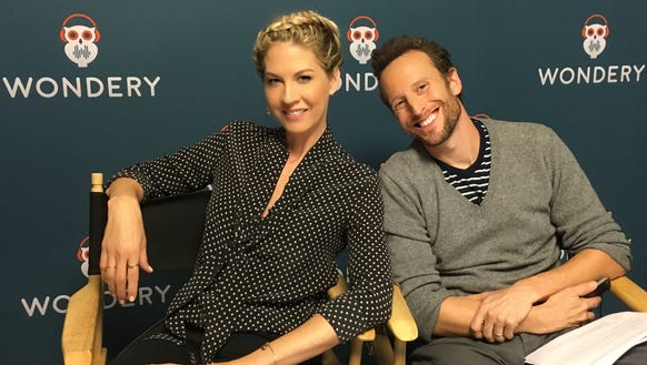 Jenna and Bodhi Elfman are the voices of Franny and