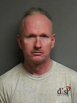 Keith Rebar is accused of threatening to kill a Macomb County Circuit Court judge.