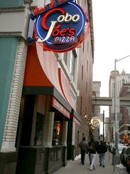 Cobo Joe's in downtown Detroit in 2008.