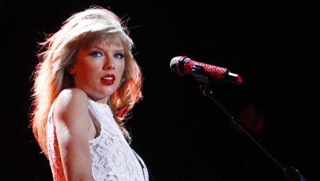 """Taylor Swift's """"Sweeter Than Fiction""""  is on the soundtrack to the upcoming biopic on """"Britain's Got Talent"""" winner Paul Potts."""