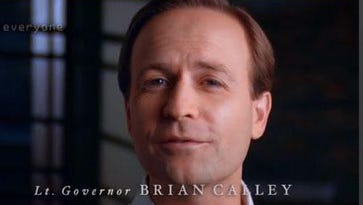 New Calley ad teases likely run for governor