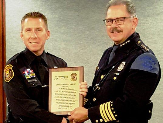 FRM hills top cop