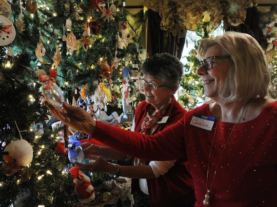 Ventura's Dudley House will host its 25th Victorian Holiday Boutique. The boutique are 10 a.m.-6 p.m. on Fridays, Saturdays and Sundays, starting the Friday after Thanksgiving. until Dec. 15.