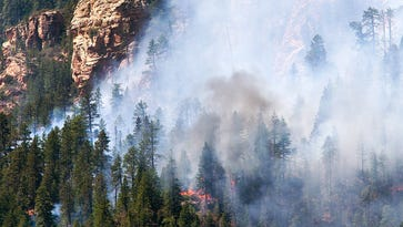 On May 20, a wildfire erupted in scenic Oak Creek Canyon, and fire crews responded with overwhelming force. With last year?s tragic Yarnell Hill Fire fresh in their minds, they were leaving nothing to chance.