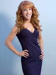Comedian Kathy Griffin returns to Vermont for a performance Sunday in Rutland.