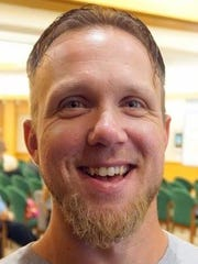 Jason Donati, candidate for Muncie Community Schools