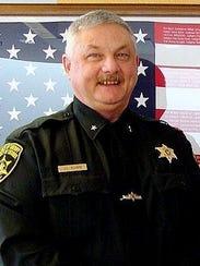 Steuben County Sheriff Jim Allard