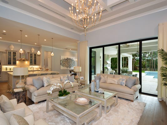 Vogue Interiors Completes Design For Residence In Pine Ridge Estates Mesmerizing Vogue Interior Design Property