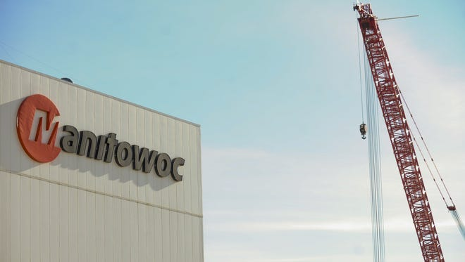 Manitowoc Company has announced a new CFO.