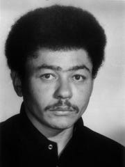 Novelist Donald Goines, who was murdered in1974.