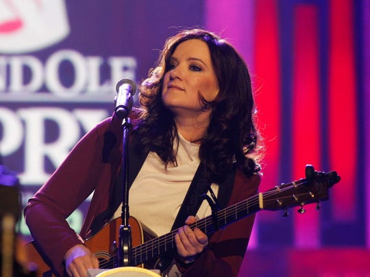 """Brandy Clark returns to Iowa to support Willie Nelson on his """"Willie Nelson and Friends"""" tour. She plays Des Moines on April 11 and Dubuque on April 13."""