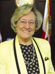 Former Judge Karen Gievers.