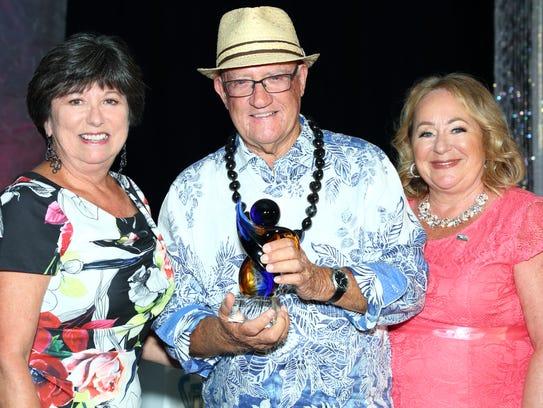 2017 John Benoit Community Hero award recipient Sheryl