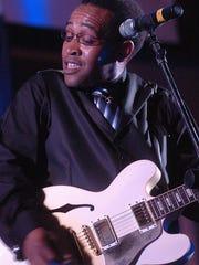Bluesman Eddie Cotton performs at Ameristar Casino Friday-Saturday.