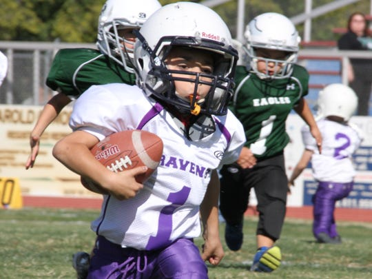 Southwest New Mexico Youth Football League.