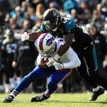 Bills report card: Buffalo needs a new play-caller after Rick Dennison's playoff debacle