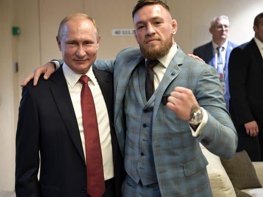 AP RUSSIA SOCCER WCUP FRANCE CROATIA S SOC WSOC RUS