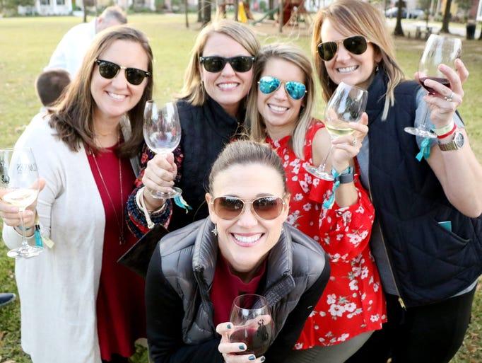 The Catahoula Wine Mixer happening at Provenance Community