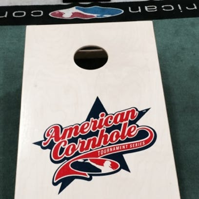 The Wisconsin state cornhole tournament will be at DairyFest this weekend.