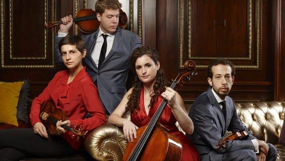 The Ariel Quartet perform all-Beethoven season finale