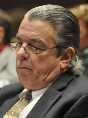 2012 file photo of Bob Gambacurta.