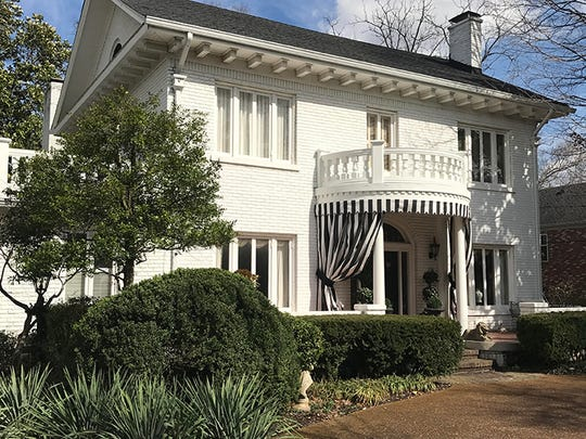 The home of Ellen and Paul Willson, located on the corner of East Main Street and Cherry Lane in Murfreesboro, will host the Secret Garden Party.