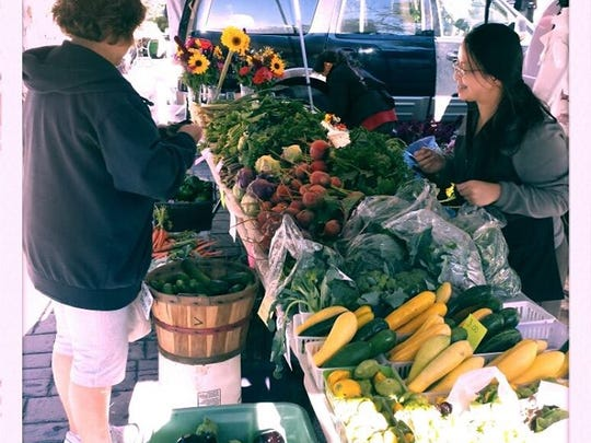 The Tosa Farmers Market runs Saturday mornings through Oct. 12 in the Harts Mills Parking Lot.