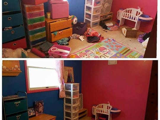 Children's rooms are one of the things professional