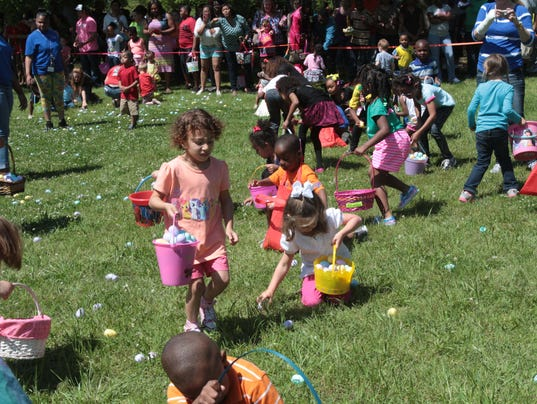 Louisiana Purchase Zoo Eggstravaganza Saturday