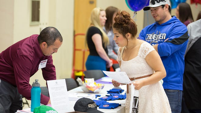 The NMSU Carlsbad Career Expo offers information on employment and academic opportunities.