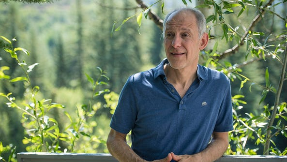 Dr. Ezekiel Emanuel at the Aspen Ideas Festival on