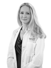 Dr. Anna Serur, chief of colorectal surgery at Englewood