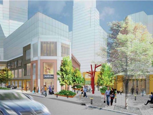 Westchester Pavilion rendering White Plains